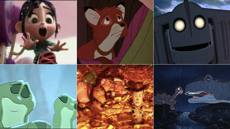 "All The ""Cry Scenes"" That Prove Animated Films Are Anguish Porn"
