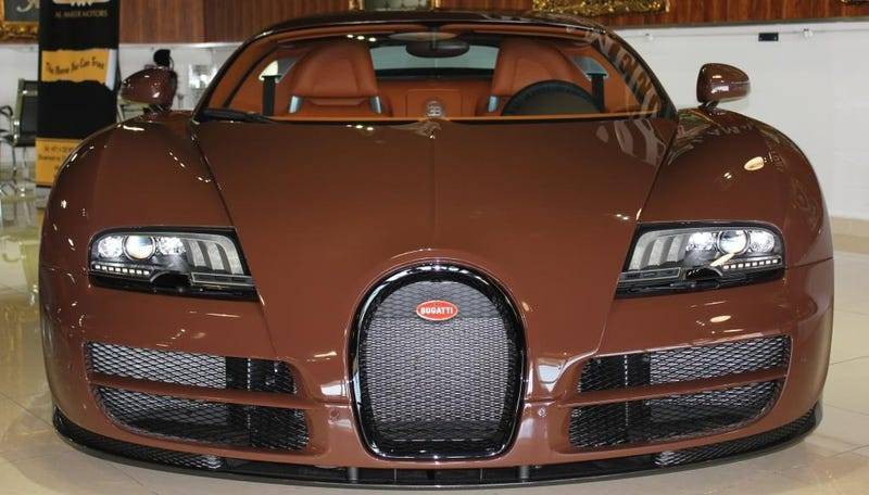 How Much Would You Pay For A 267 MPH Bugatti Turd?