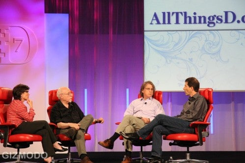 Palm's Jon Rubinstein Interview at All Things D Liveblog Archive