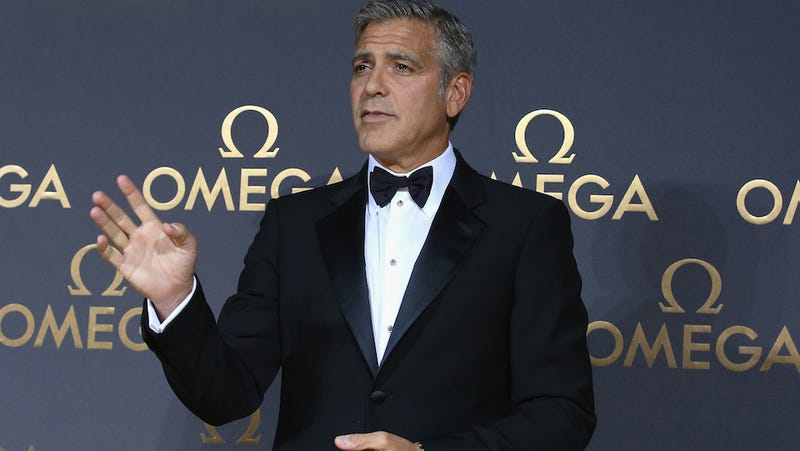 "George Clooney Lashes Back at ""Irresponsible"" and ""Dangerous"" Tabloid"
