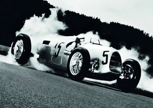 Happy 100th Birthday, Bernd Rosemeyer