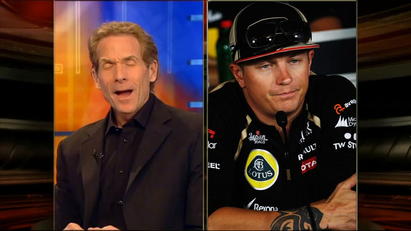 Somebody Needs To Get Kimi And Skip Bayless In A Room Together