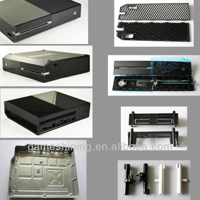 Build Your Own Xbox One (Case) With These Chinese Parts