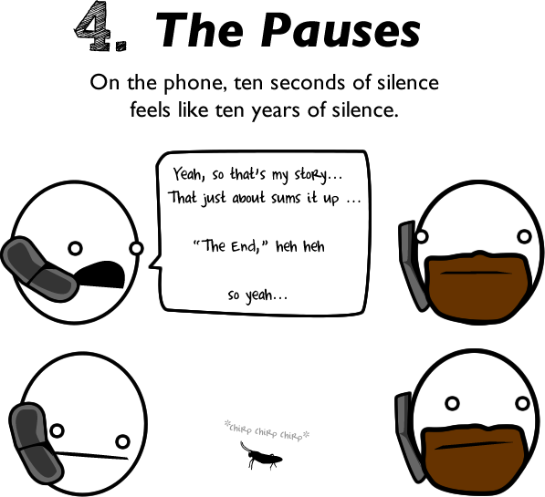 10 Reasons to Avoid Talking on the Phone