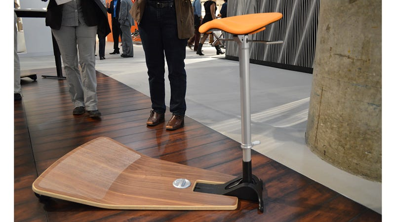 Is Sitting and Standing Really the Future Of Workplace Comfort?