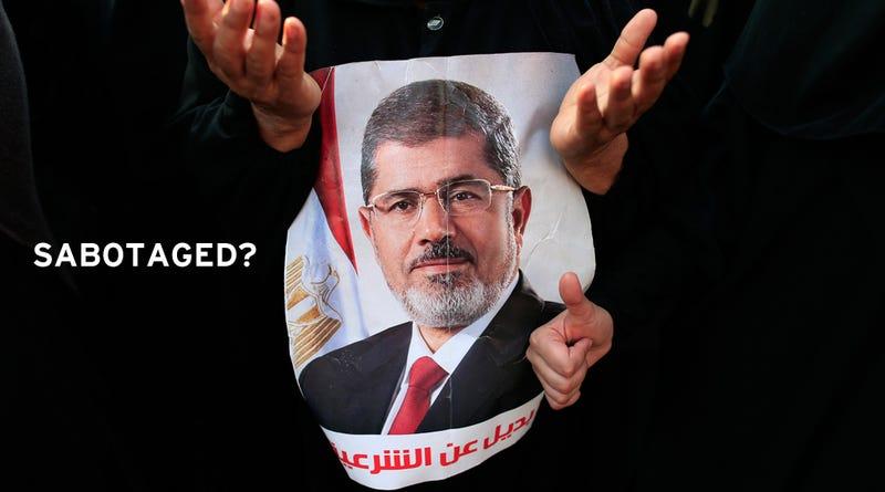 """Did the """"Deep State"""" Sabotage Morsi?"""