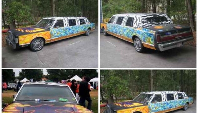For $1,500, The Art Limo Asks You to Give This Lincoln a Shot