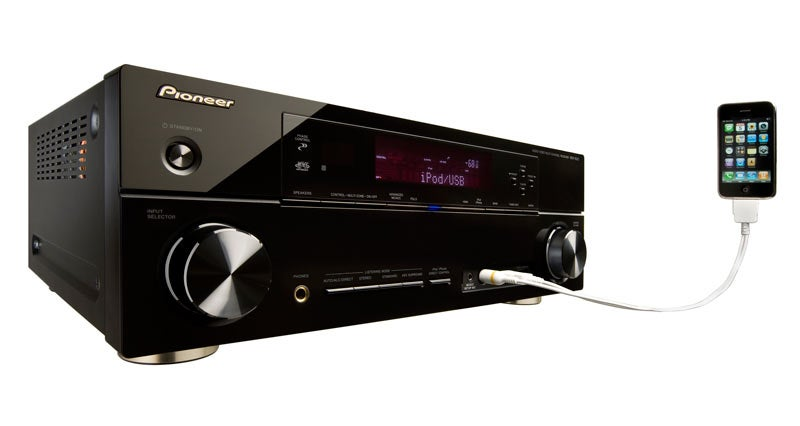 Pioneer's VSX-1020-K Is Best $550 AV Receiver and Not Only Because You Control It Via iPhone