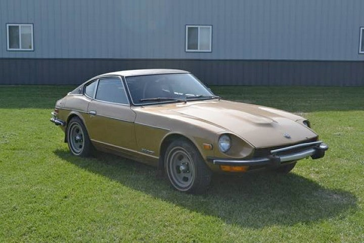 Is $4,500 Too Much For This Vinyl-Topped Datsun 260Z?