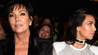 Kris Jenner and Kim Kardashian Are Officially Sworn Enemies