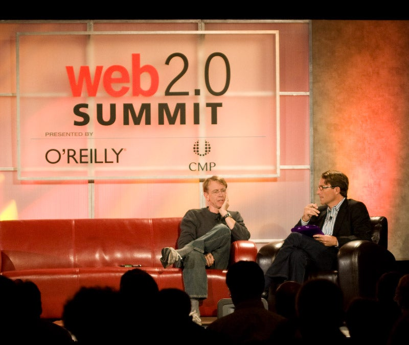 Web 2.0 Summit returns to Web 1.9 roots