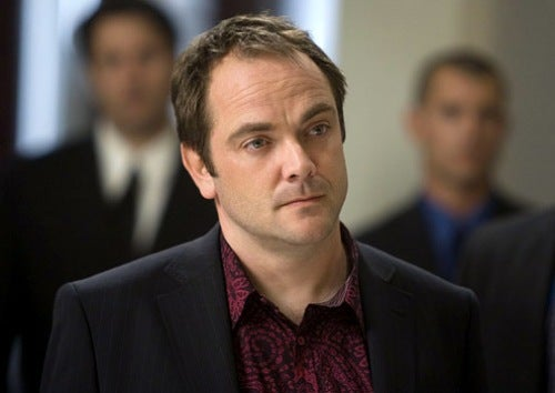 Omnipresent scifi character actor Mark Sheppard is headed to Doctor Who