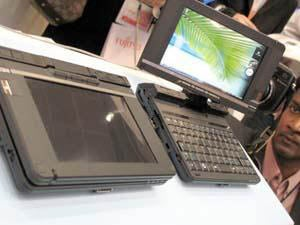 Fujitsu U2010 Packs An Atom, Too