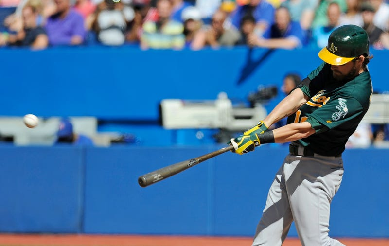 Josh Reddick Crushed Five Home Runs In Two Days