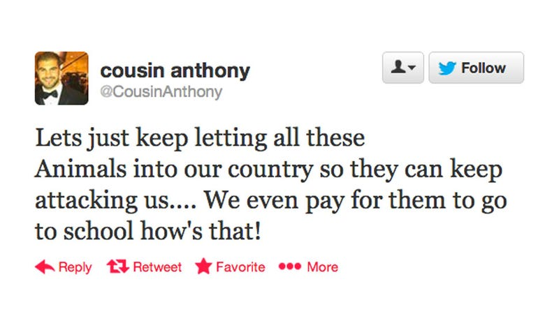 'Cake Boss' Star Tweets Racist Accusations About Boston Bombings