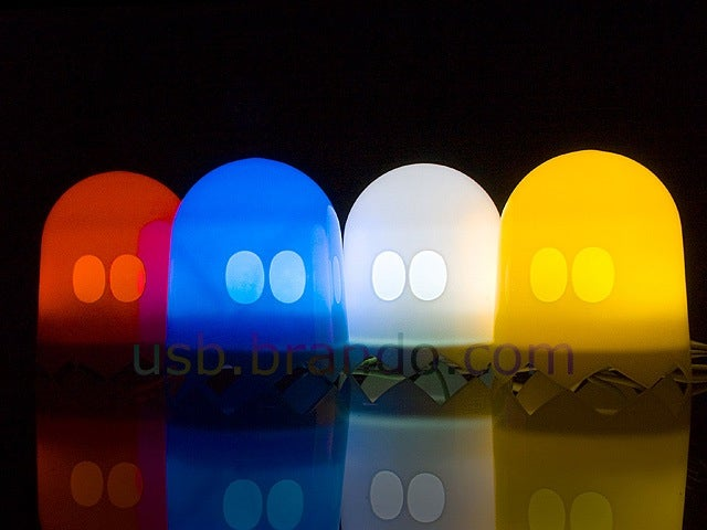 Grab These Unlicensed Pac-Man Ghost Knockoffs Before a C&D Makes Them Truly Ethereal