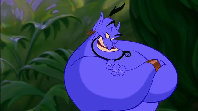 Disney Is Working On A Live-Action Prequel To Aladdin