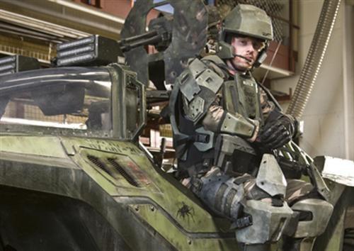 Halo Warthog Comes To Life