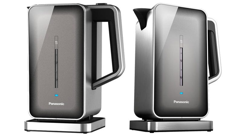 Panasonic Makes a Good Case For Splurging On This Slick Angular Kettle