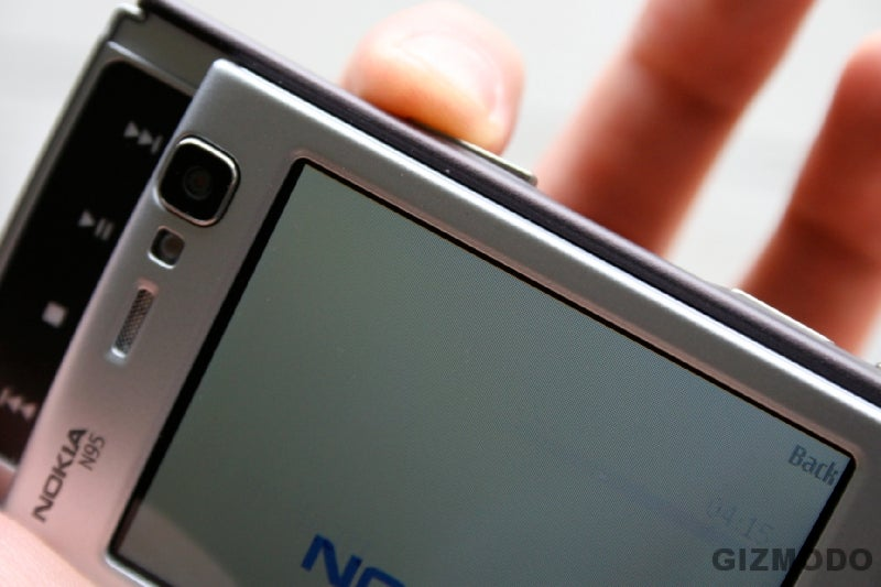 Gizmodo's Long-Ass Nokia N95 Review: Why it Rocks, Why it Sucks