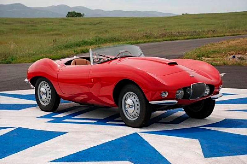 1956 Arnolt Bristol Deluxe Roadster for a Classic $165,000!