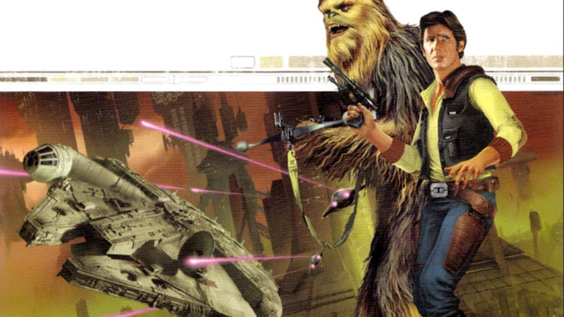 New Star Wars RPG appeals to your inner Han Solo