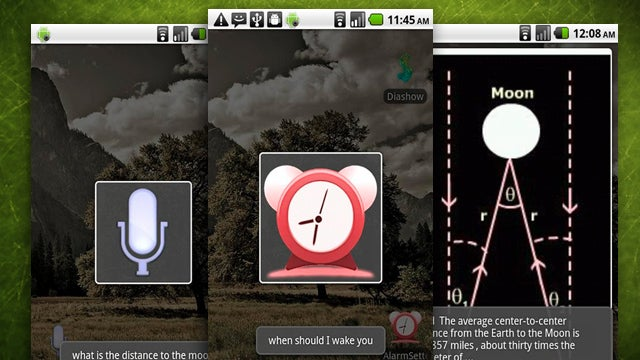Jeannie for Android Responds to Your Voice, Can Hold a Conversation with You