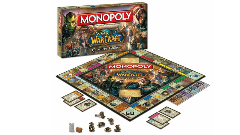 It's Almost Impossible to Solo World of Warcraft Monopoly