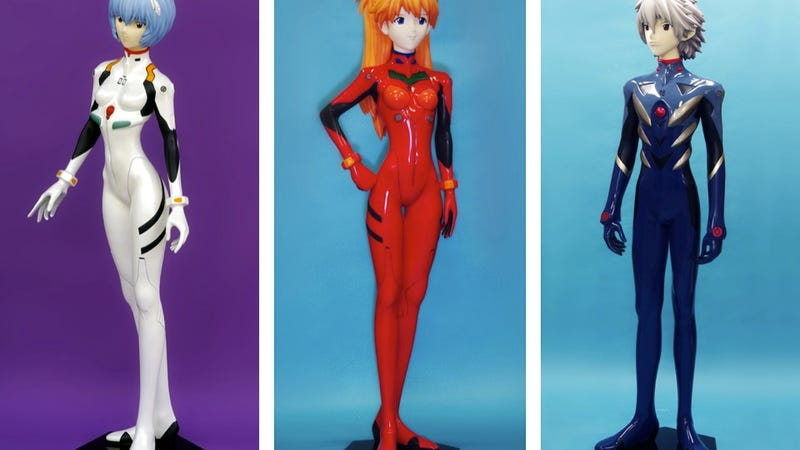 These Life-Sized Figures Can Be Yours. Only $5,000 Each!