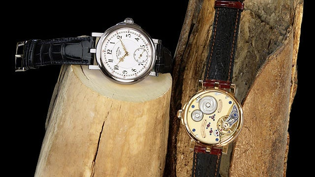 Watches Crafted from 10,000 Year Old Wooly Mammoth Ivory Will Make Your Savings Extinct