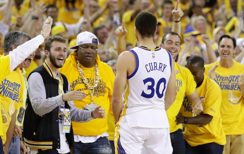 Root For the Warriors, the Lesser of Two Evils