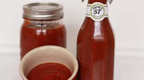 Cook Your Own Ketchup for Healthier or Spicier Blends