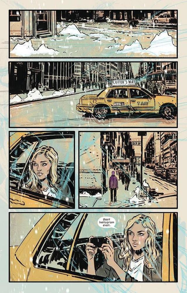 Check Out This Three-Page Preview of Warren Ellis' Supreme: Blue Rose