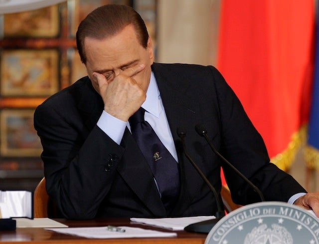 Berlusconi Investigated For Soliciting Prostitution