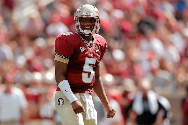 Report: Jameis Winston Cited For Allegedly Stealing Crab Legs