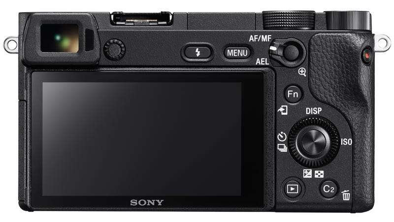 Sony's A6300 Is a 4K Shooter In a Tiny Mirrorless Package