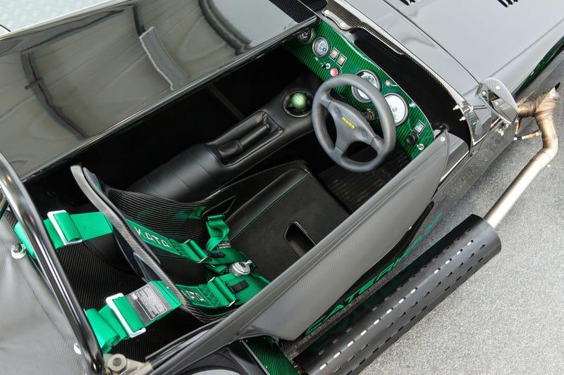 The Caterham Kobayashi-Edition Seven Looks Like A Blast