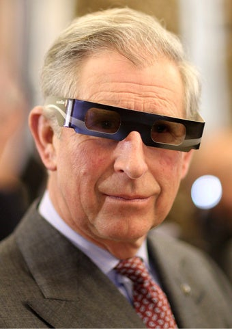 Royal Wedding Broadcasts Might Be 3-D