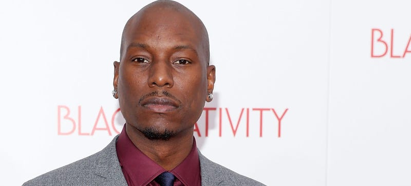 Tyrese Gibson Is Hugely Pissed About Maybe Not Being Inspirational