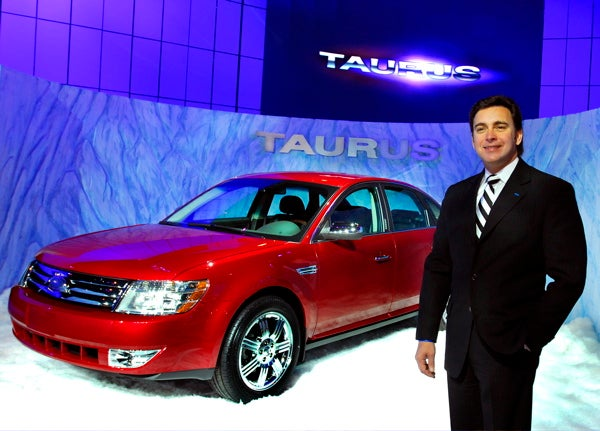 Ford's New Bull Is Official: Exit The Five Hundred, Enter The Taurus