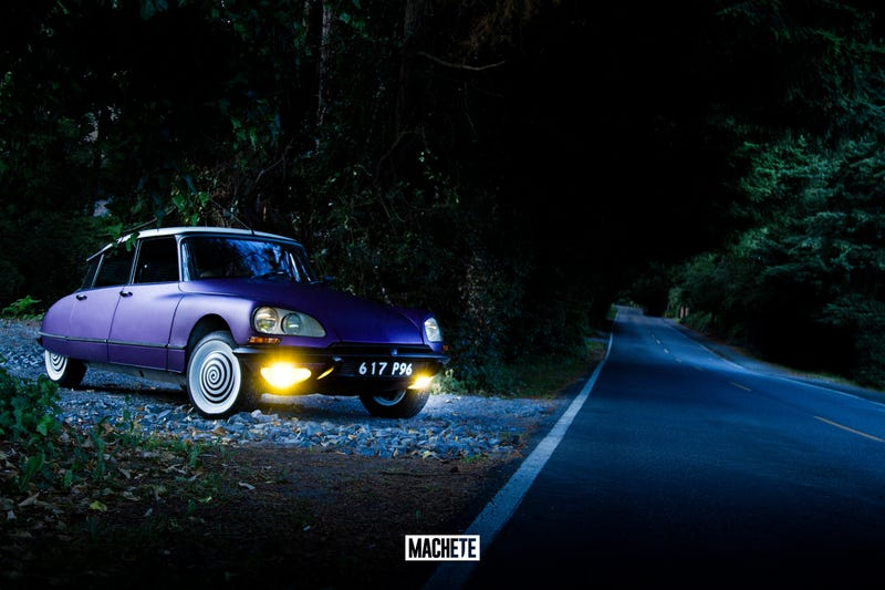 This Citroen DS Is Hypnotizing The Great State Of Washington
