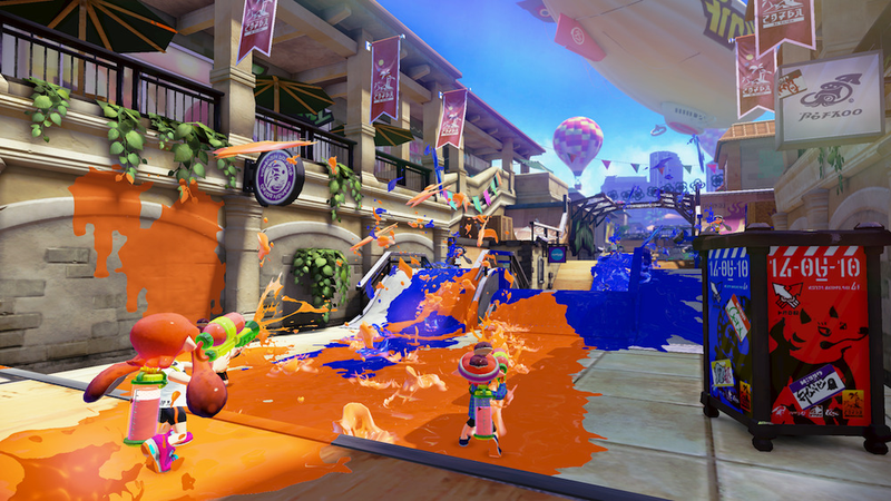 Nintendo's Big New Multiplayer Shooter Is Very...Nintendo
