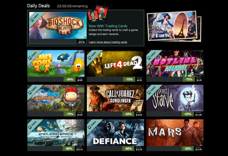 Steam Summer Sale Starts Now