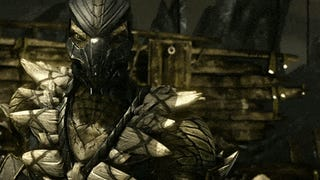 Reptile Returns In <i>Mortal Kombat X</i>, And He's So Dreamy