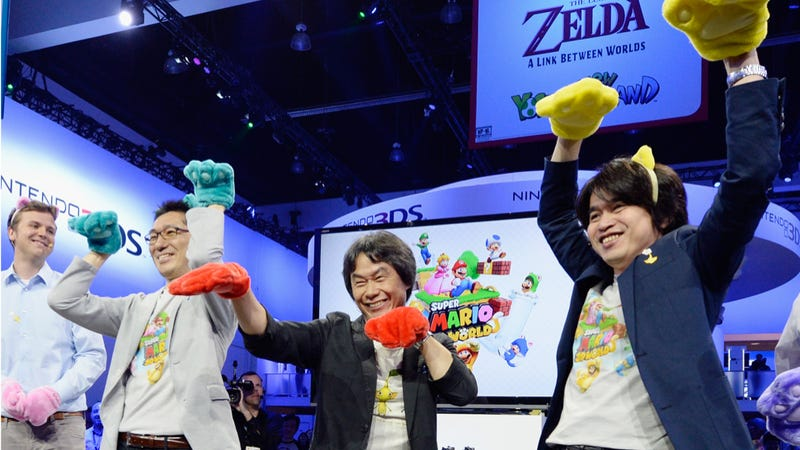 It's Time Nintendo Brought Out a New Franchise, Says Shigeru Miyamoto