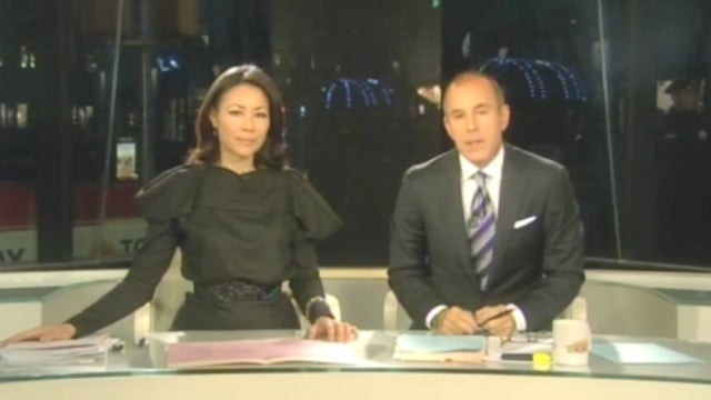 What The Hell Is Ann Curry Wearing?