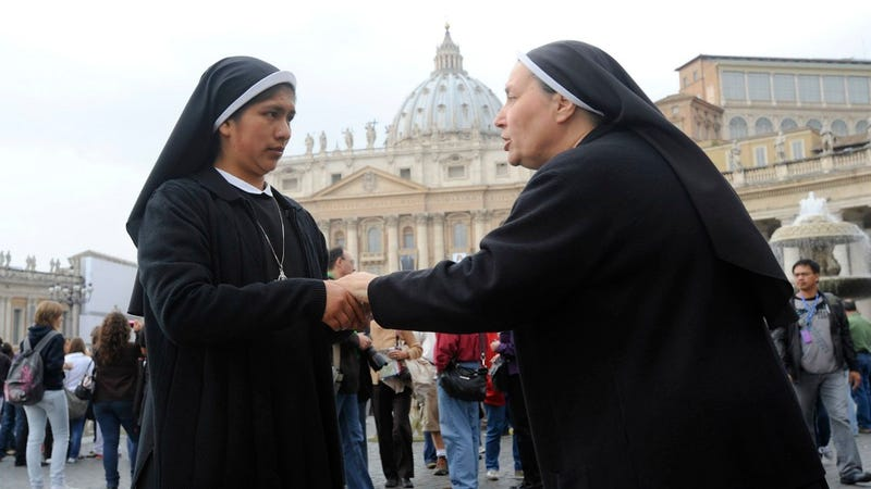 Reps For All Those Crazy Feminist Nuns Strike Back At The Vatican
