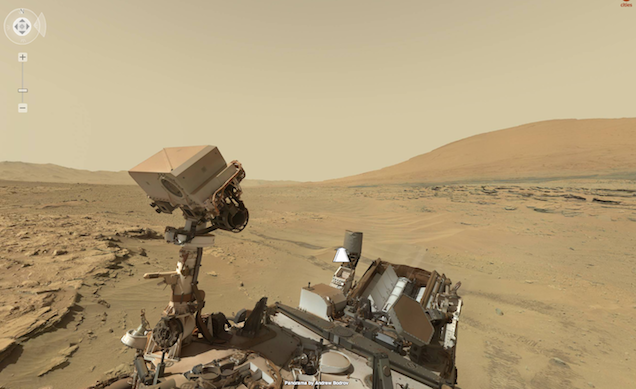 So THIS Is What It Feels Like To Stand On Mars