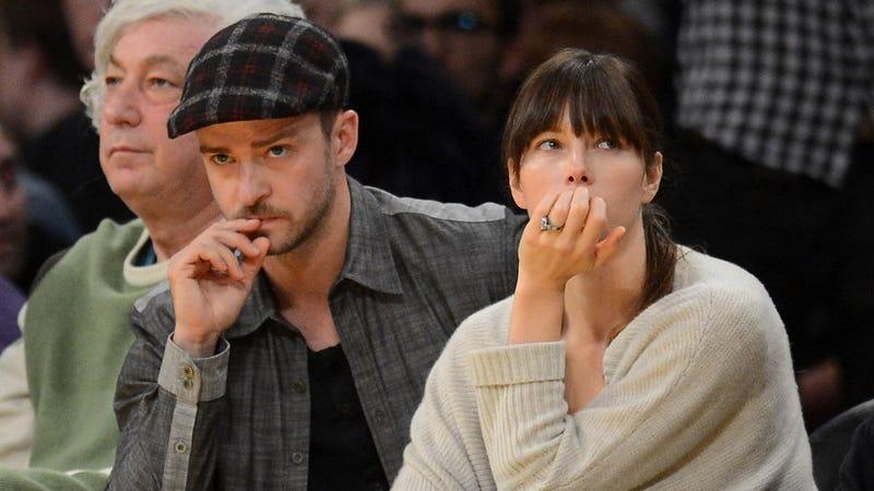 Justin Timberlake and Jessica Biel Get Serious