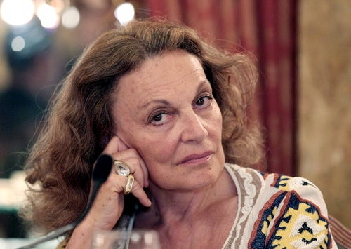 Diane Von Furstenberg, Resident New Yorker, Doesn't Know Where Queens Is